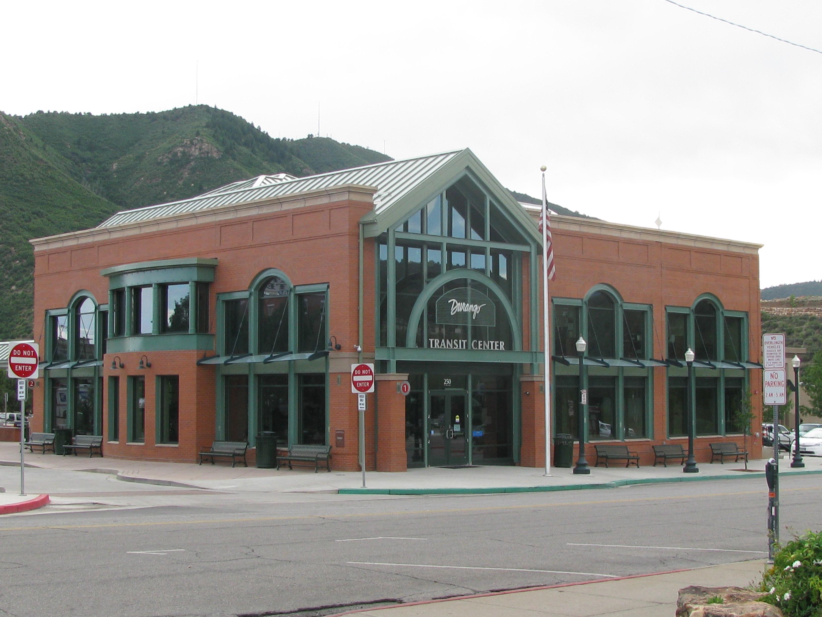 Durango-Transit-Center